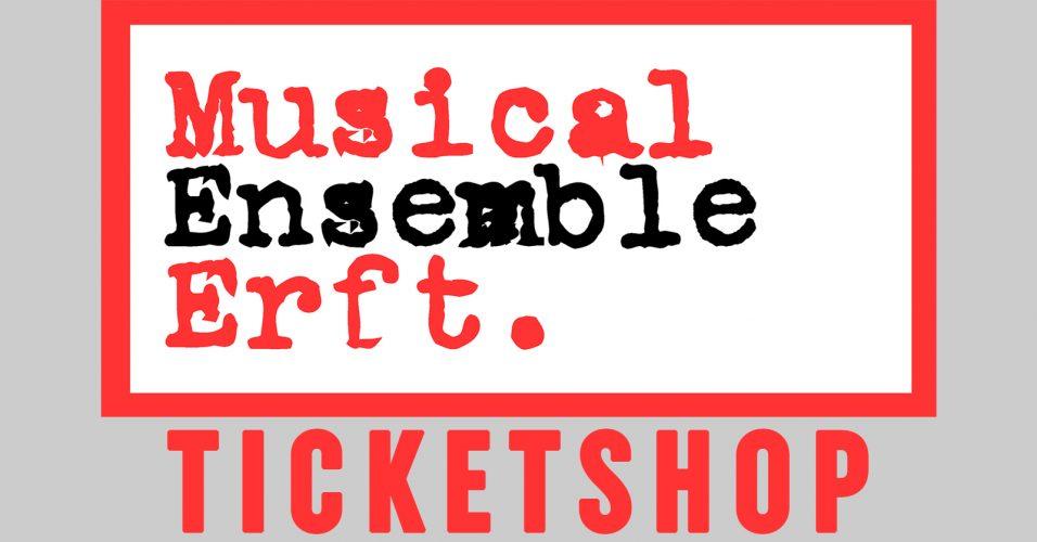 Tickets jetzt erhältlich!