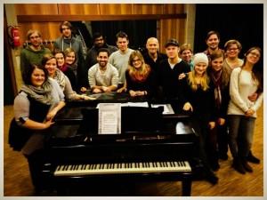 "Generalprobe ""Sternstunden"" - Musical Ensemble Erft"