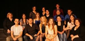 "Unsere Künstler beim Projekt ""From the Soul - Musical Unplugged"""