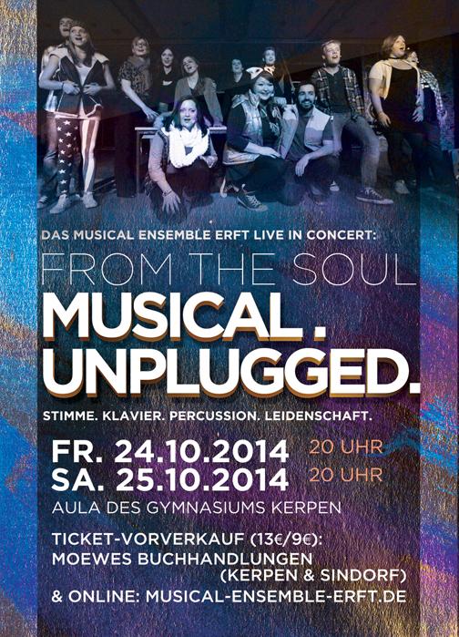 Das neue Konzertprogramm des Musical Ensemble Erft