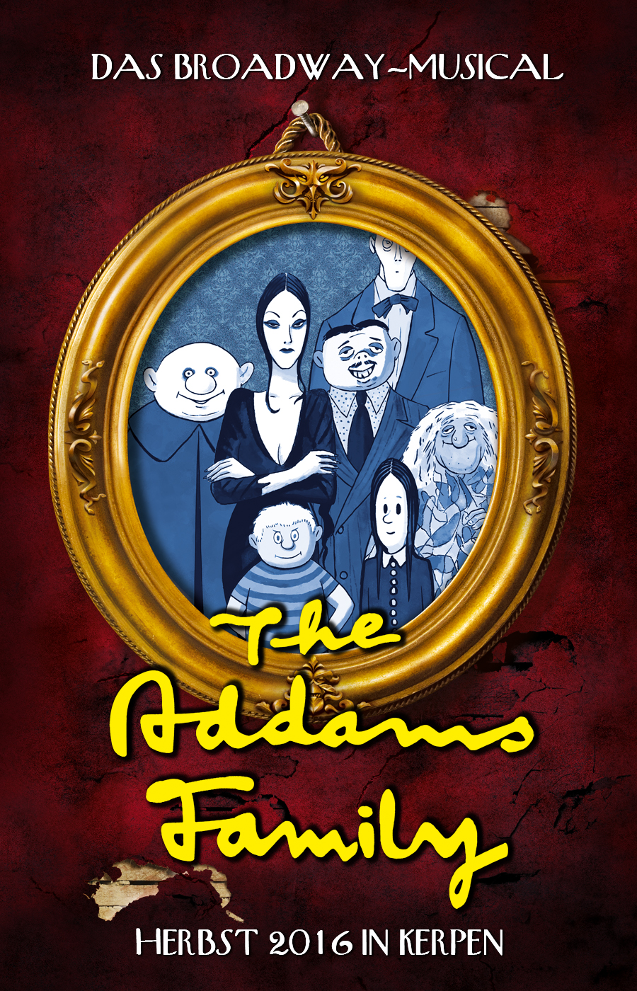 ADDAMS Tour Key Art_Poster