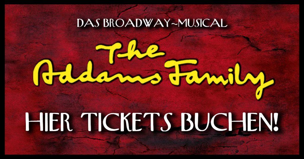 Tickets für 'The Addams Family' beim Musical Ensemble Erft buchen