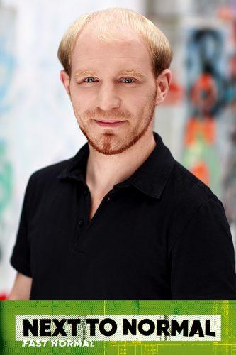 David Mertin ist der musikalische Leiter