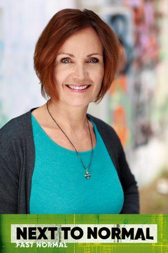 Gabi Schmidt spielt Diana Goodman