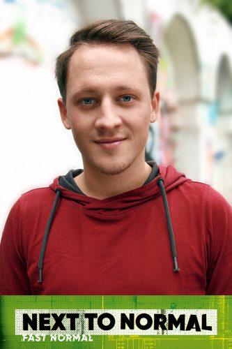 Philipp Schwerhoff spielt Gabe Goodman