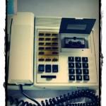 """""""Spriiiiiich!"""" - das Telefon in Mark und Rogers Wohnung"""
