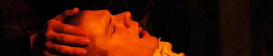 """Wenn du nicht mehr da bist"" - Marco Maciejewski, Fabian Busch - RENT - Musical Ensemble Erft, September 2012, Kerpen - (c)Bernd Woidtke"