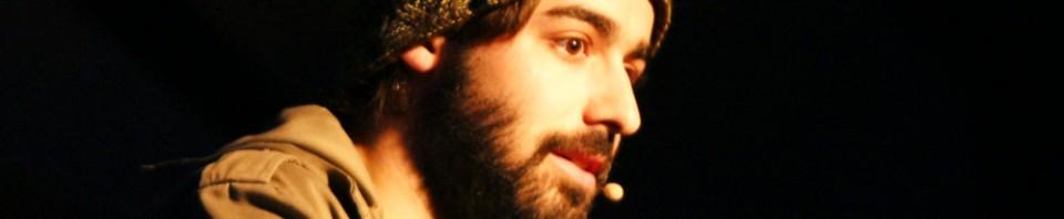 """""""Werd ich"""" - Miguel Schlang - RENT - Musical Ensemble Erft, September 2012, Kerpen - (c)Bernd Woidtke"""