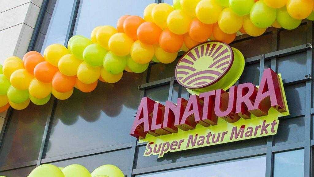 Neueröffnung Alnatura Supermarkt in Kerpen, (c)Alnatura