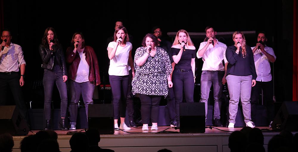 'This Is Me' - The Greatest Showman - Musical Ensemble Erft. Foto: Stephan Drewianka, www.musical-world.de
