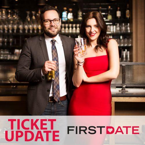 Ticket-Update: VVK und Abendkasse