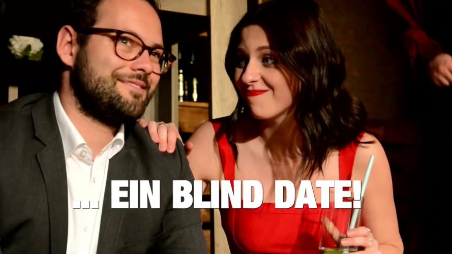 Trailer und Behind The Scenes - FIRST DATE im Video!