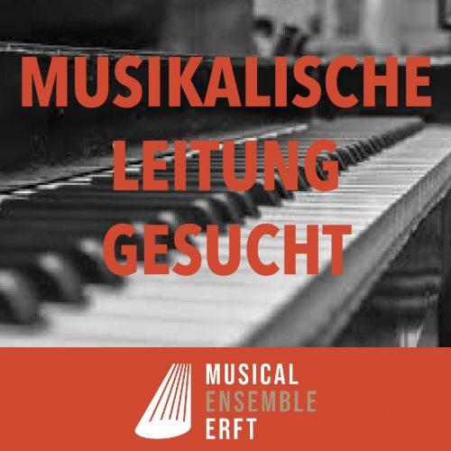 Musikalische Leitung gesucht!